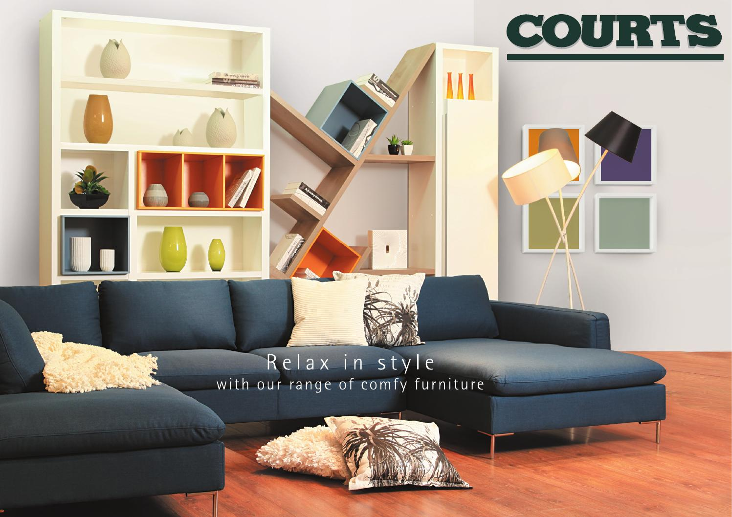 Courts mauritius furniture catalogue 2015 by dora can issuu for Furniture catalogue