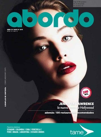 5fd7d1fcf Revista Abordo - 100 restaurantes recomendados by Ekos - issuu