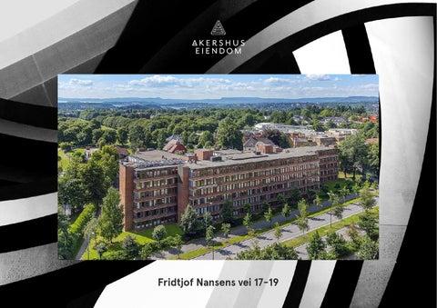 ... Fridtjof Nansens vei 24 a. Klikk for å se bilde i full størrelse