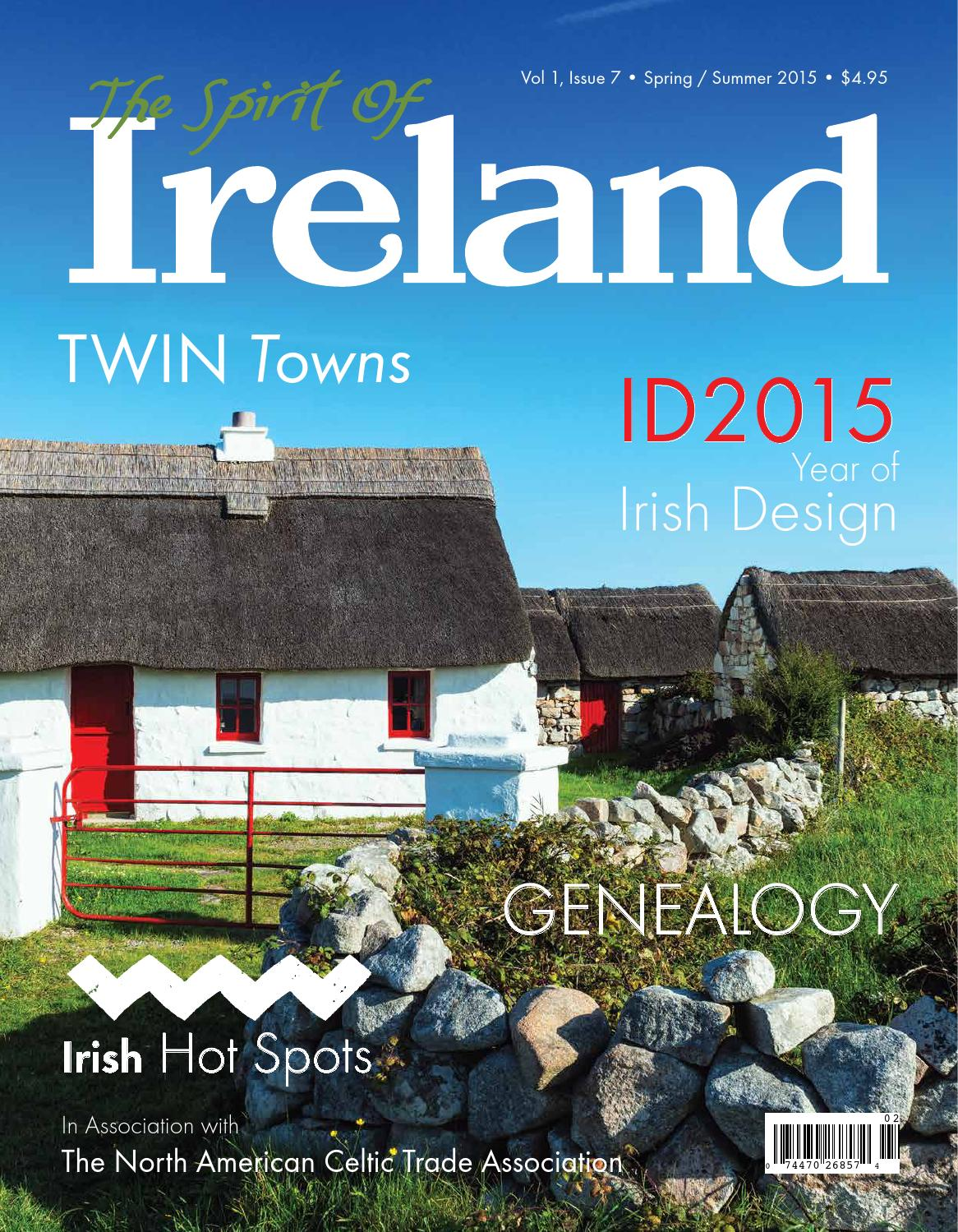 Spirit of ireland issue 7 by One Little Studio - issuu