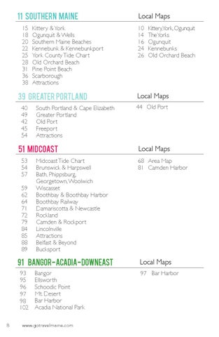 2015 Travelmaine Guide By Jennifer Rich Issuu