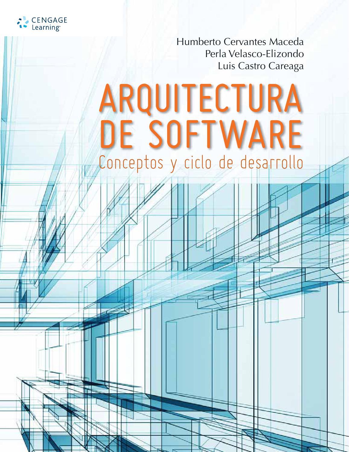 Arquitectura de software conceptos y ciclo de desarrollo Arquitectura de desarrollo