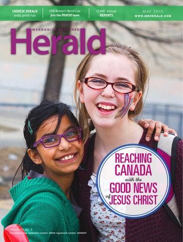 1d22c3dba26 MB Herald May 2015 by Mennonite Brethren Herald - issuu