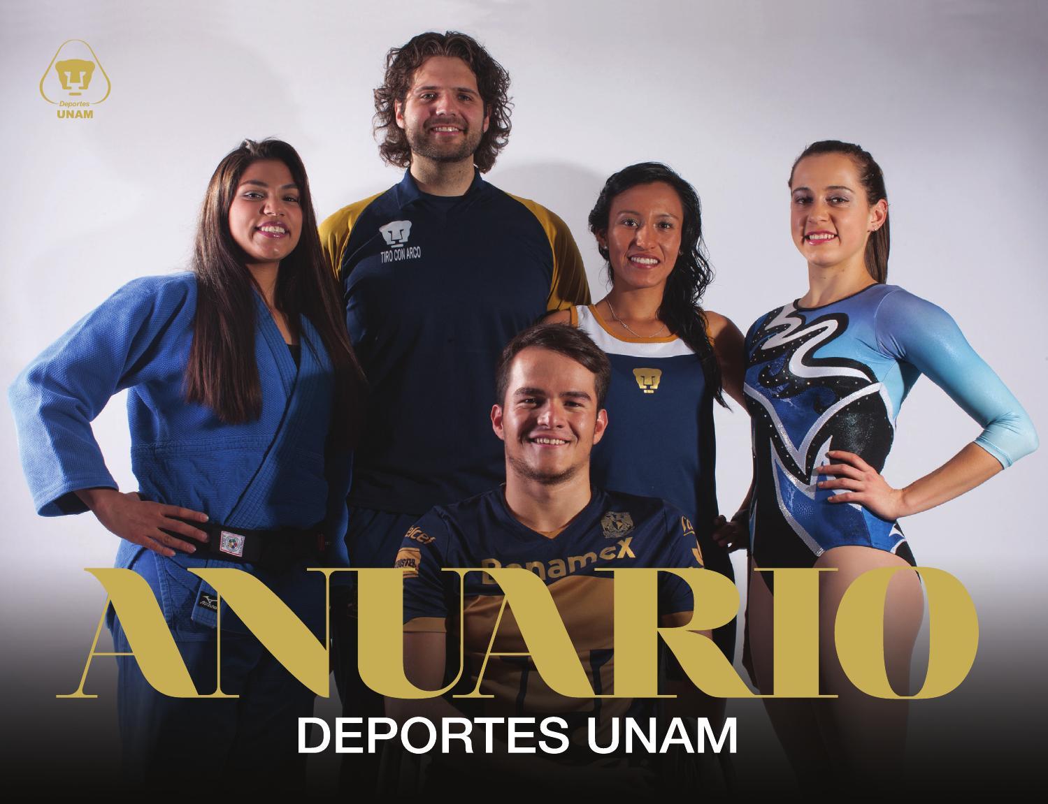 Anuario Deporte 2014 by Adriana Lima - issuu 13341716adf3f