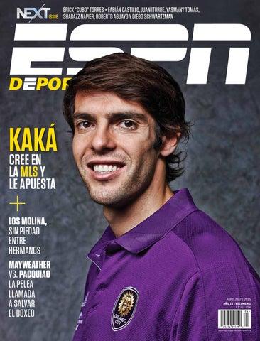 ESPN Deportes La Revista - Abril 2015 by andoni biurrarena - issuu 434a52aa87bf2