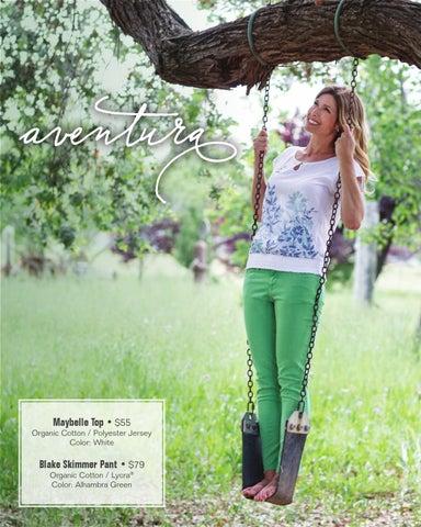 9861c7f4f3 Aventura Clothing - Spring Catalog by Aventura Clothing - issuu