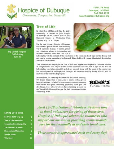 Spring 2015 by Community Relations - issuu