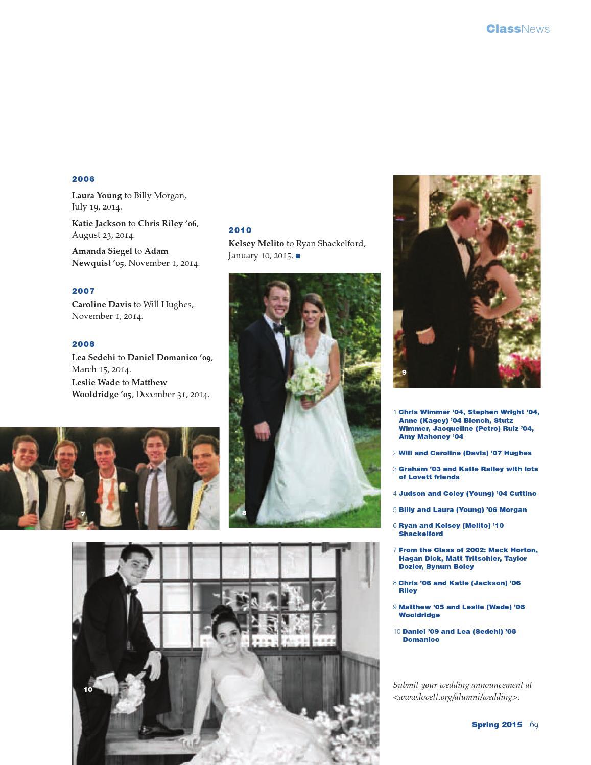 Lovett Magazine, Spring 2015 by The Lovett School - issuu