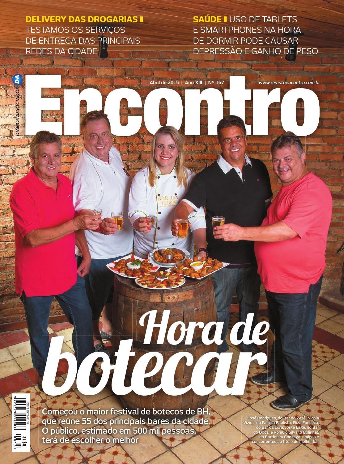 899935682b2 Revista Encontro 167 by Editora Encontro - issuu