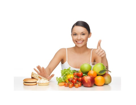 Dietas para adelgazar el abdomen