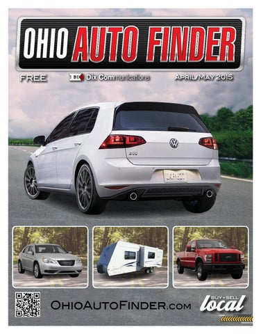 Ohio Auto Finder - April/May 2015 by GateHouse Media NEO - issuu