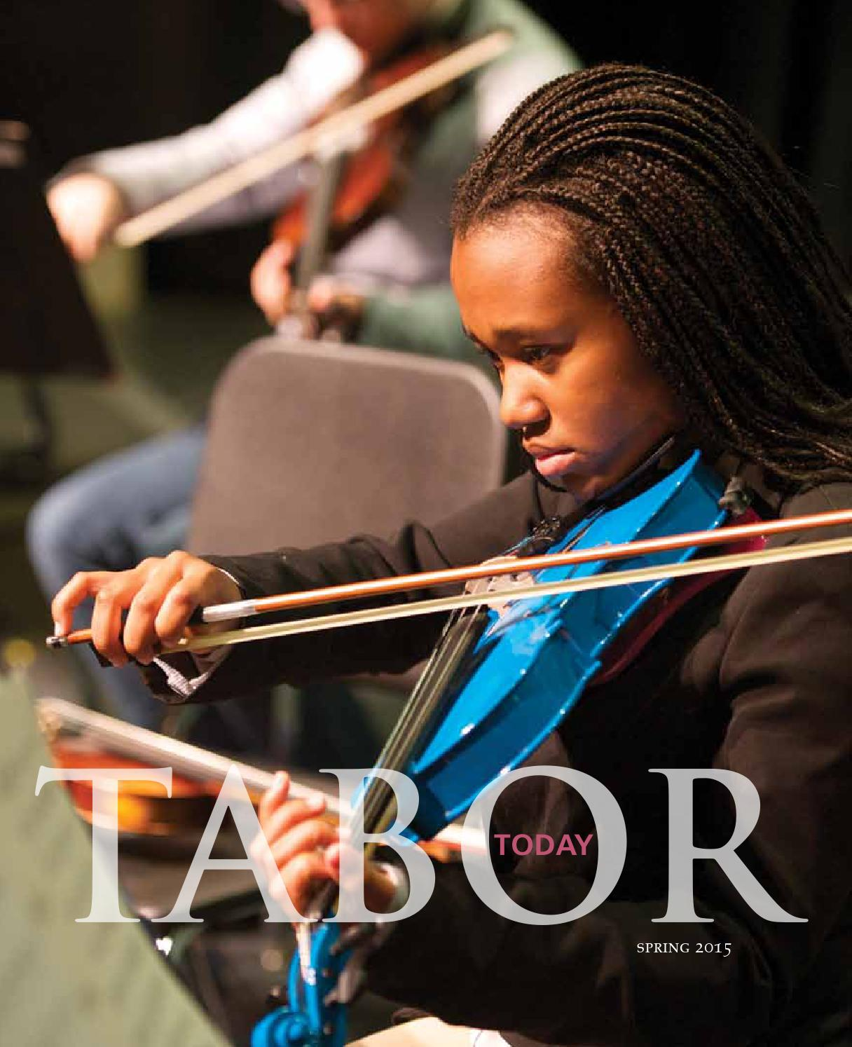 Tabor Today Spring 2015 by Tabor Academy - Issuu