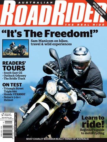 54d4769d08b Issue 113 May 2015 by Australian Road Rider Official - issuu