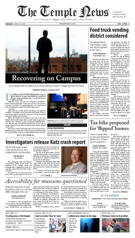 Volume 93 Issue 27 By The Temple News Issuu
