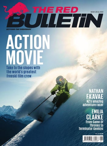 ec2a70176d3 The Red Bulletin May 2015 - NZ by Red Bull Media House - issuu