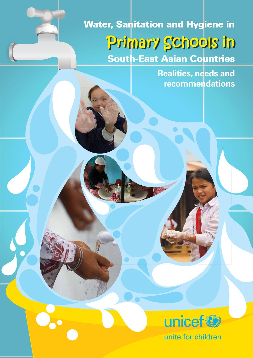 Water, Sanitation And Hygiene In Primary Schools 2013 By