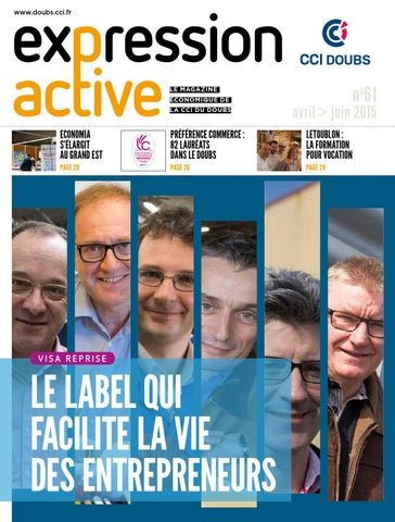 Expression Active 61 By CCI Du Doubs