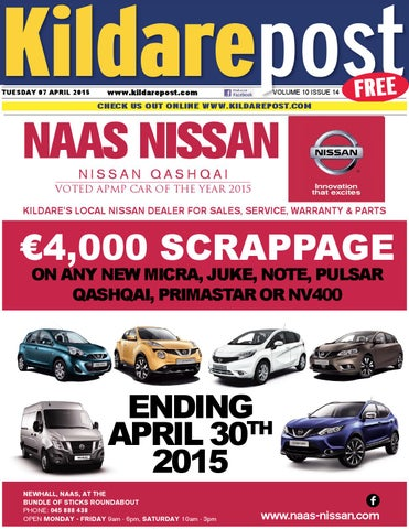 2f8e2a7082b 7 April 2015 Kildare Post by River Media Newspapers - issuu