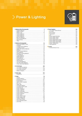 Power And Lighting By Wagner Electronic Services Issuu