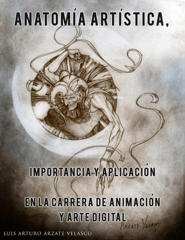 Anatomia artistica importancia y aplicacion by arzvel - issuu