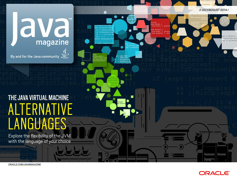 Javamagazine20140708 dl by Terry Jarrard - issuu