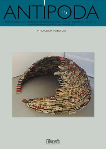 Antípoda. Revista de Antropología y Arqueología No. 15 by ... 7cc39d60e6648
