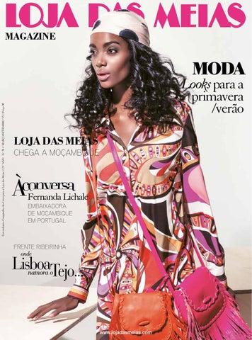 8d242e80ad8 Loja das Meias Magazine 57 - Outubro Fevereiro by Companhia das ...