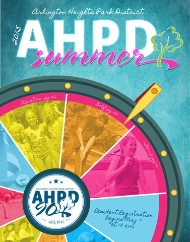 Ahpd 2015 Arlington Park Heights Program By Guide Interactive Summer qrZYacq5