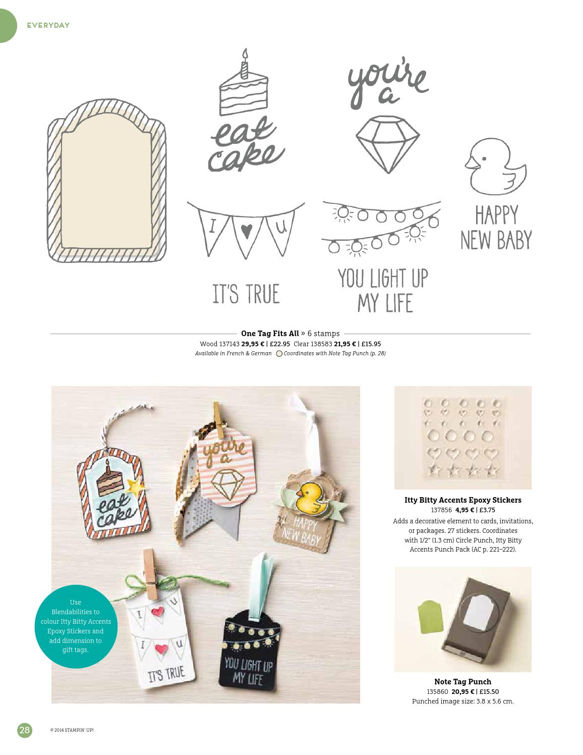 Spring summer catalog stampin up 2015 by www bibicameron co