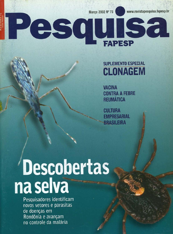Descobertas na selva by Pesquisa Fapesp - issuu b0e96b6b475