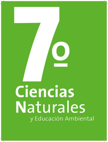 CIENCIAS NATURALES GRADO 7° by jisal169 - issuu