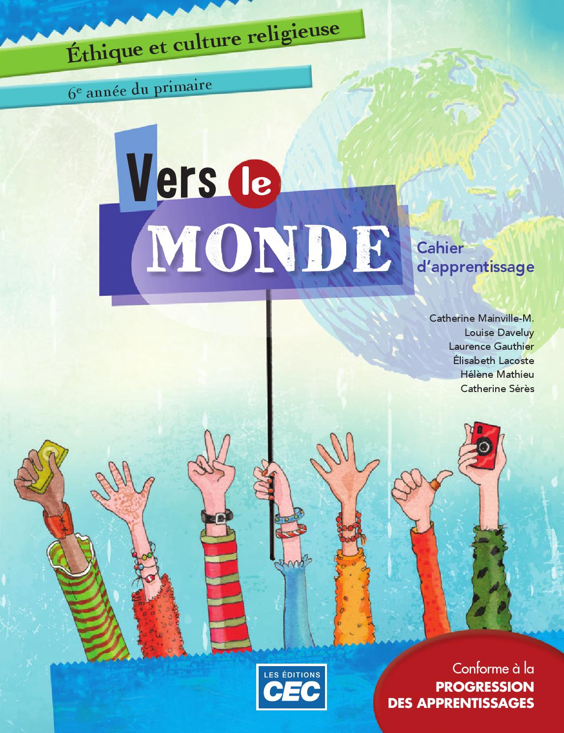 Cahier 6e Issuu Les Cec Vers Le Monde By Éditions v8n0Nmw