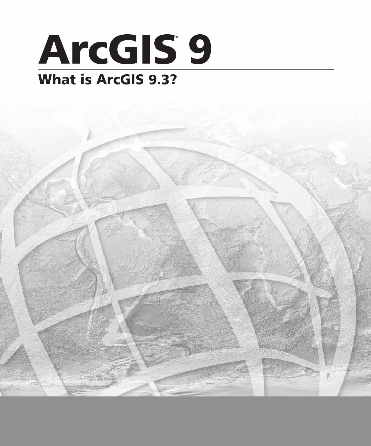 Arcgis by Б Баасанжав - issuu
