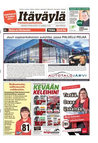 20150415 Itäväylä by Itäväylä-lehti - issuu 06445ade69