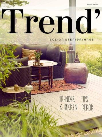 Trend #1 2015 by Cox kommunikasjonsbyrå - issuu