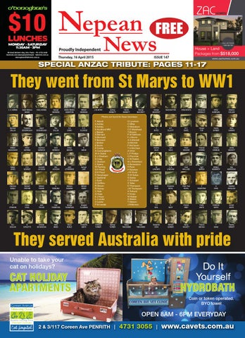 Nepeannews 16april2015 By Nepean News Issuu