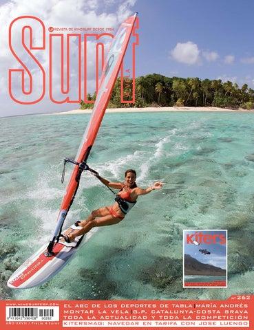 Surf a Vela 262 by Media Pro Dynamic SL - issuu 9c3f6f3fbdc