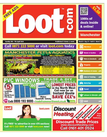 324d02ffa7de Loot Manchester 5th April 2015 by Loot - issuu