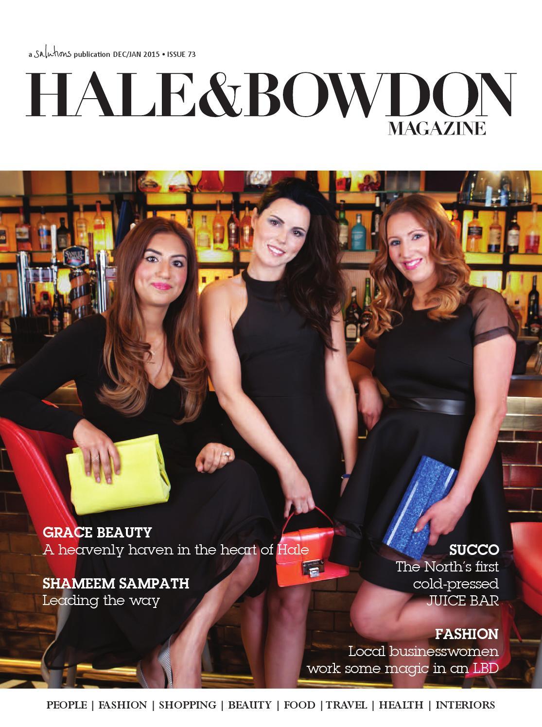 Halebowdon Magazine Dec Jan 2015 By Salutions Issuu Rock You Popeye G7 Strap Gitar Dan Bass