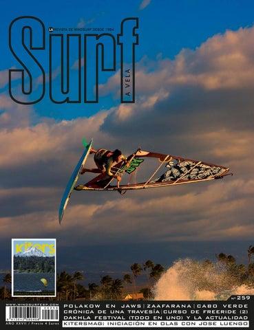 Surf a Vela 259 by Media Pro Dynamic SL - issuu 433e5b46f15