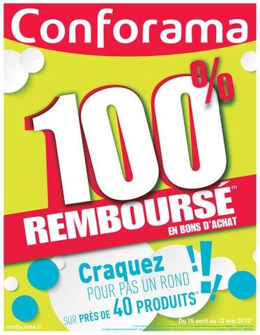 2015 Conforama Fr 0010 Rbst By Anti Crise Fr Issuu