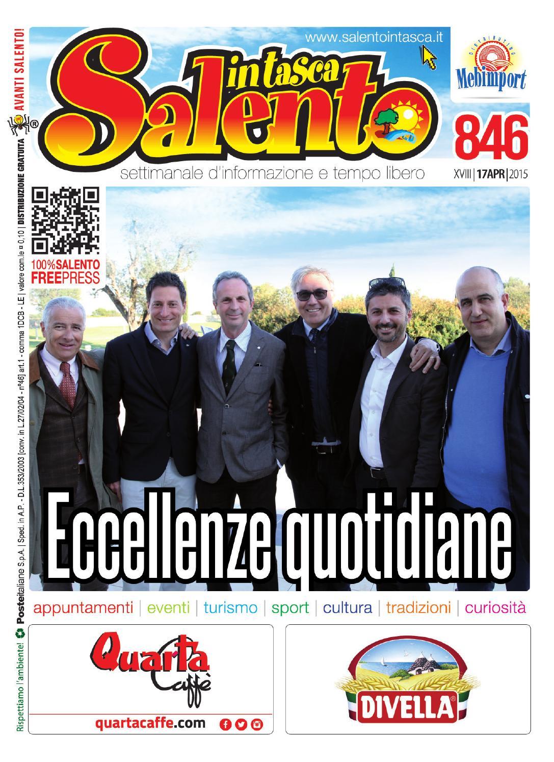 SALENTO IN TASCA 846 by SALENTO IN TASCA - issuu 190c0e04d01