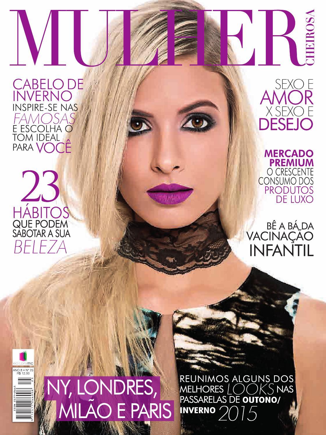 Revista Mulher Cheirosa - 25ª edição by Jessika - issuu c98006251c0