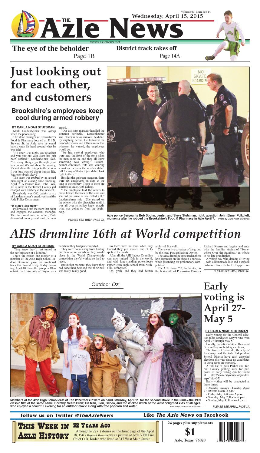 The Azle News by Admin - issuu efc5fd464