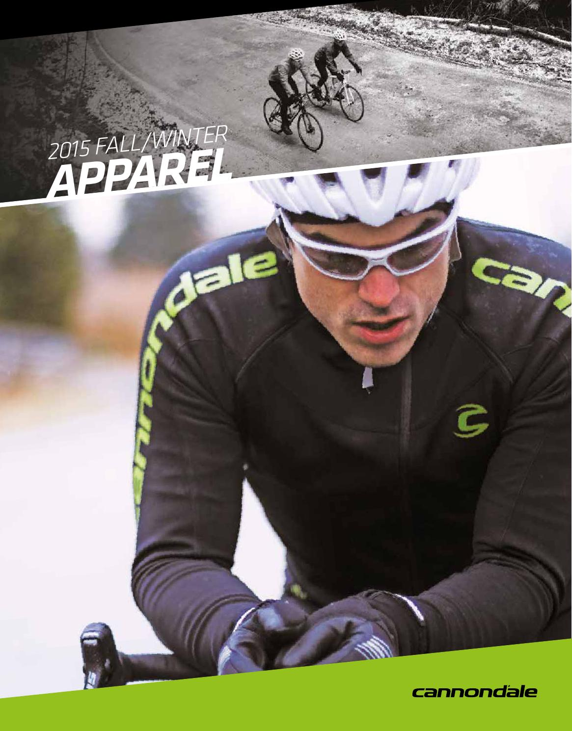 CANNONDALE Elite Winter CYCLING Long Sleeve Jersey in White