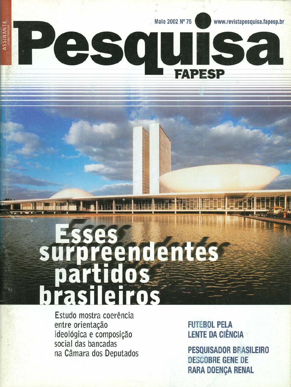6a145bdc915e6 Esses surpreendentes partidos brasileiros by Pesquisa Fapesp - issuu