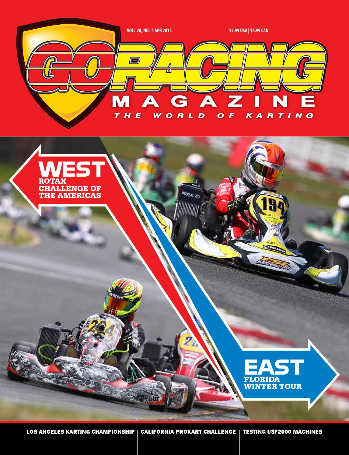 5885ad0b9d8688 Go Racing Magazine April 2015 by Go Racing Magazine - issuu