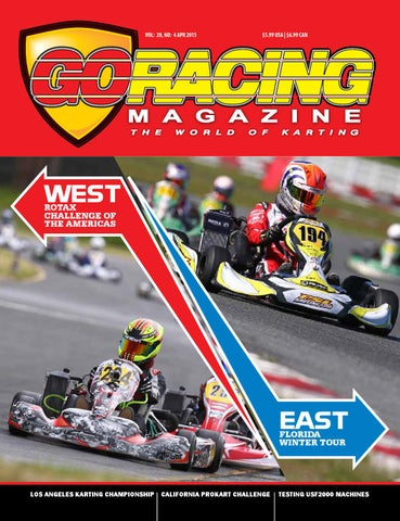 Go Racing Magazine April 2015 by Go Racing Magazine - issuu