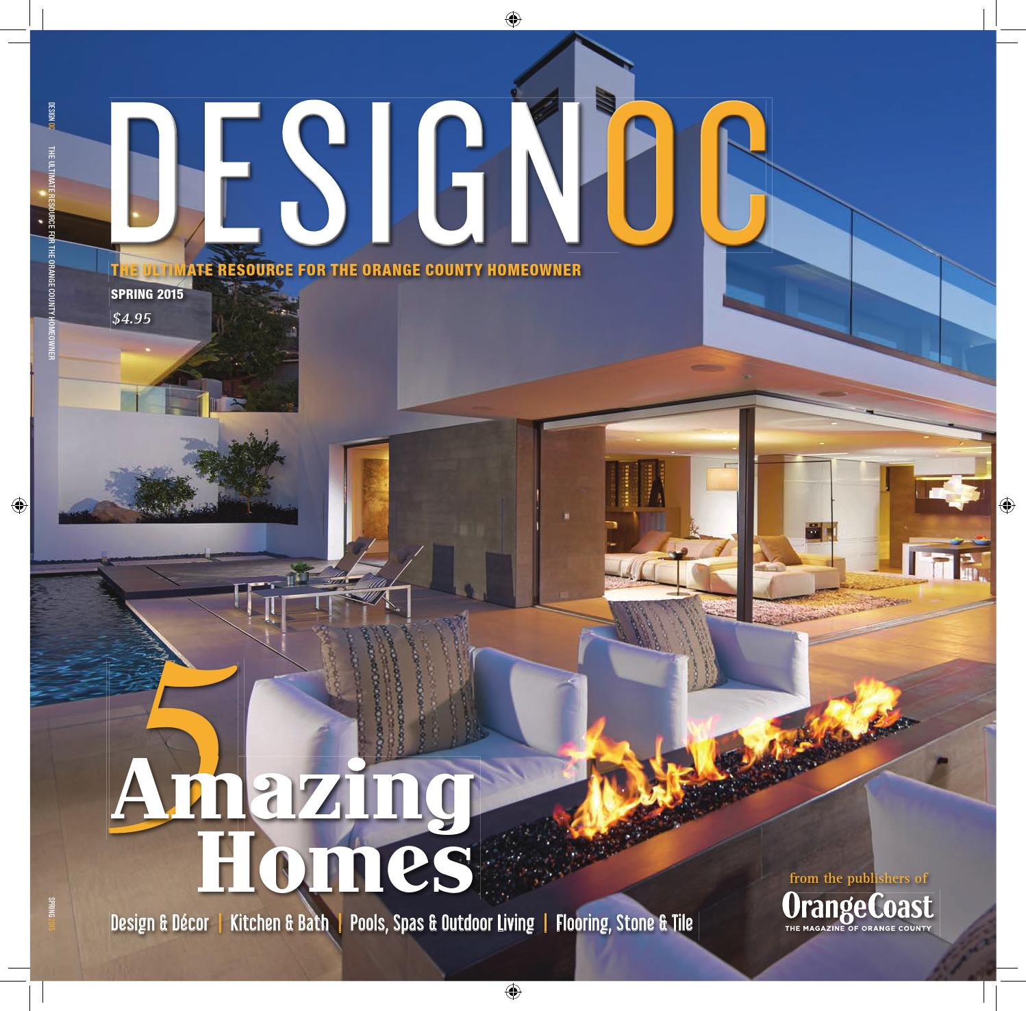Kitchen Designer Orange County: From Orange Coast Magazine By Orange Coast