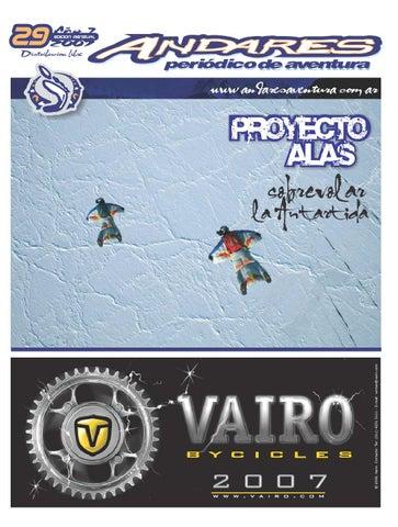 290cb05a591b PERIODICO ANDARES AVENTURA N° 29 by Marcos Ferrer - issuu